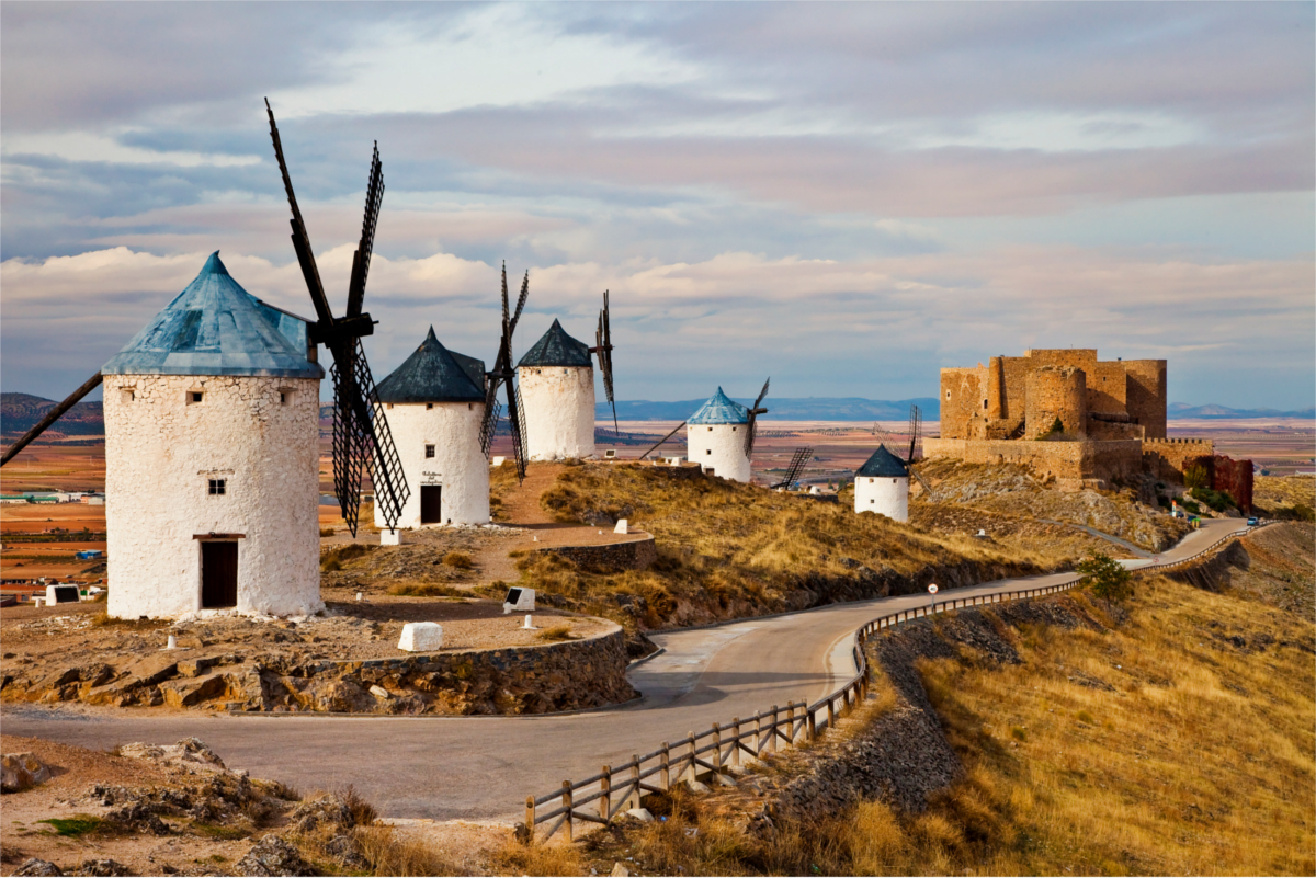 Quixote Land and its traditions
