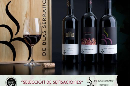 DBS ESTUCHE DE MADERA SELECCION-3 BOTELLAS