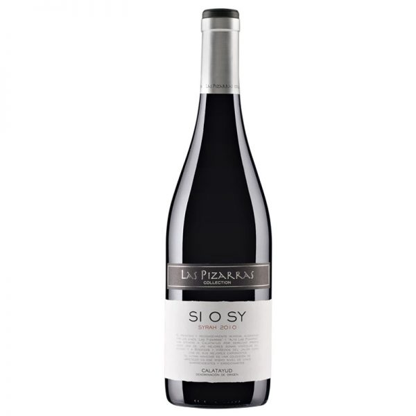 SI O SY LAS PIZARRAS COLLECTION SYRAH