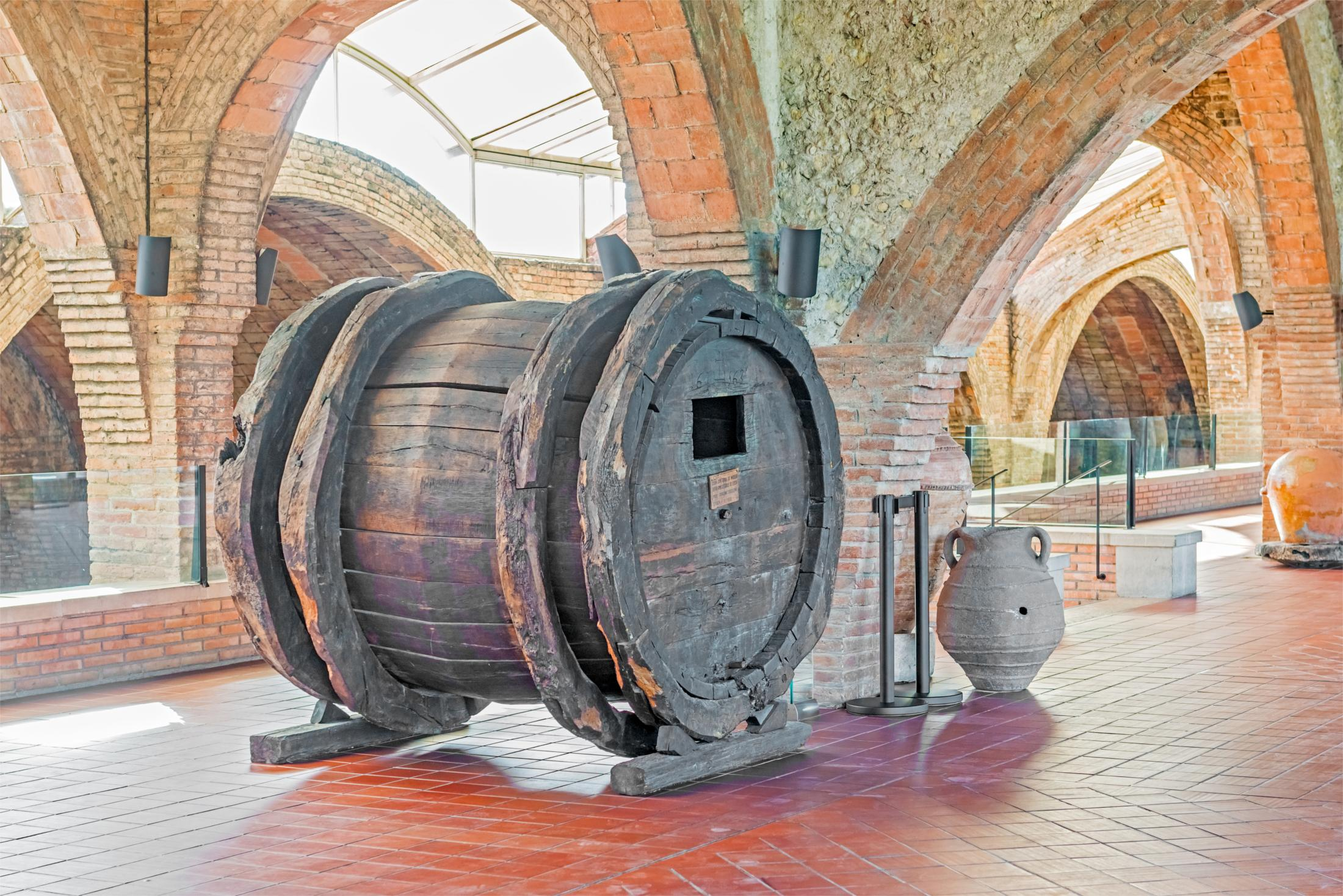 Cava and Modernism, Catalonia, routes