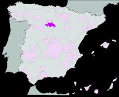 Mapa de Ribera del Duero