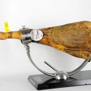 PALETA IBERICA 50% DE CEBO, Pieza 5-5,5kg, 2016 BRIDA BLANCA